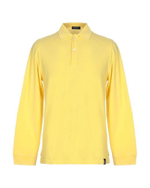 Polo di Drumohr in Yellow da Uomo