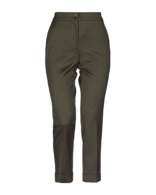 Pantalone di Etro in Green