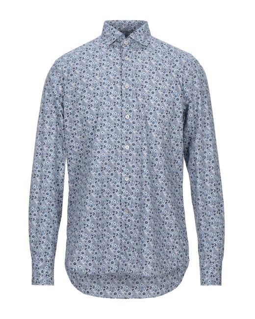 Corneliani Blue Shirt for men