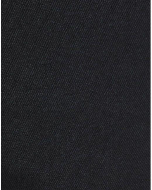 Pantalon en jean MSGM en coloris Black