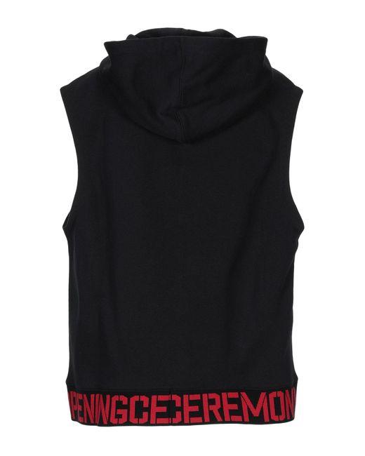 Sweat-shirt Opening Ceremony en coloris Black