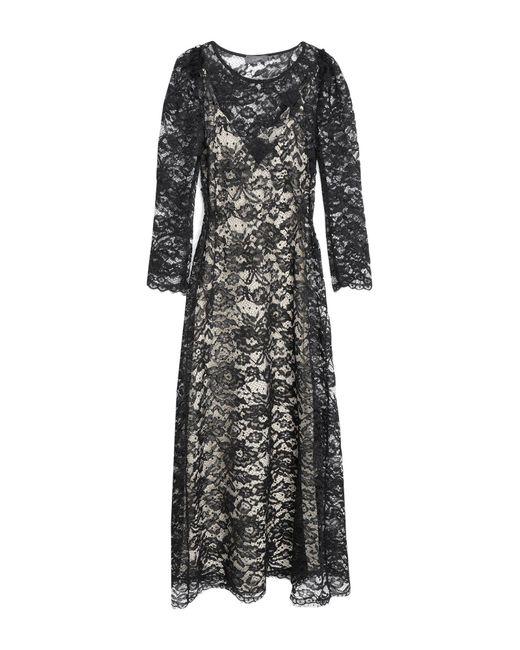 Soallure White Long Dress