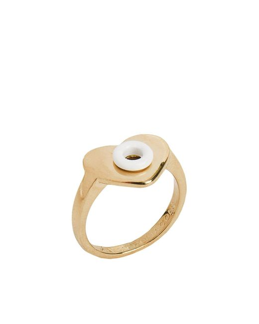 Marc By Marc Jacobs | White Ring | Lyst