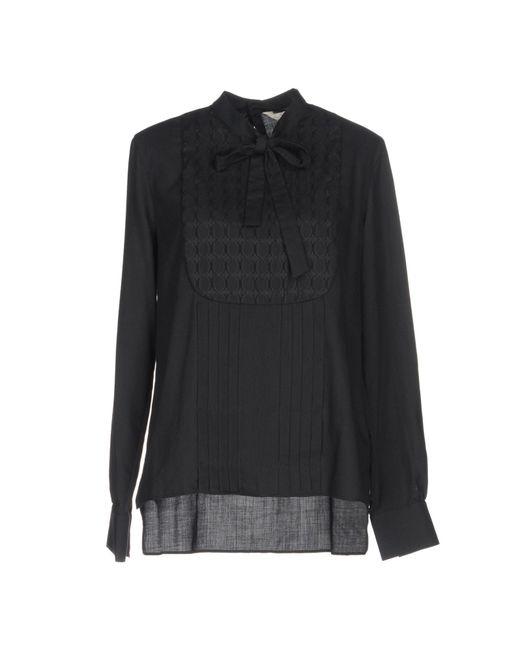 Guglielminotti | Black Shirt | Lyst