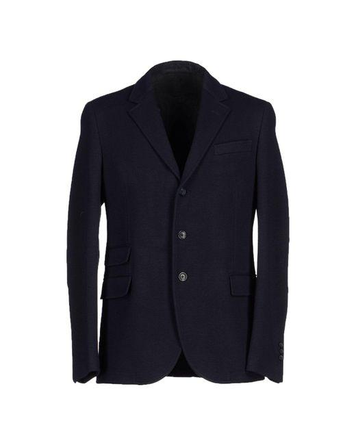 Tru Trussardi - Blue Blazer for Men - Lyst