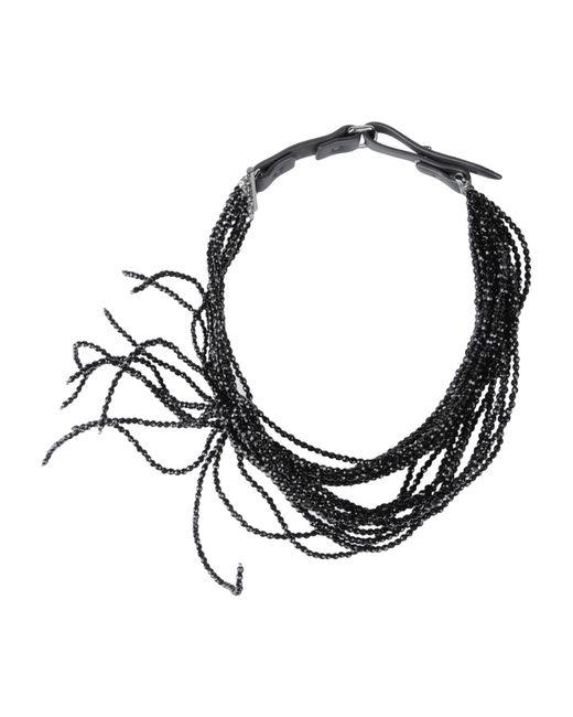 Brunello Cucinelli   Black Necklace   Lyst