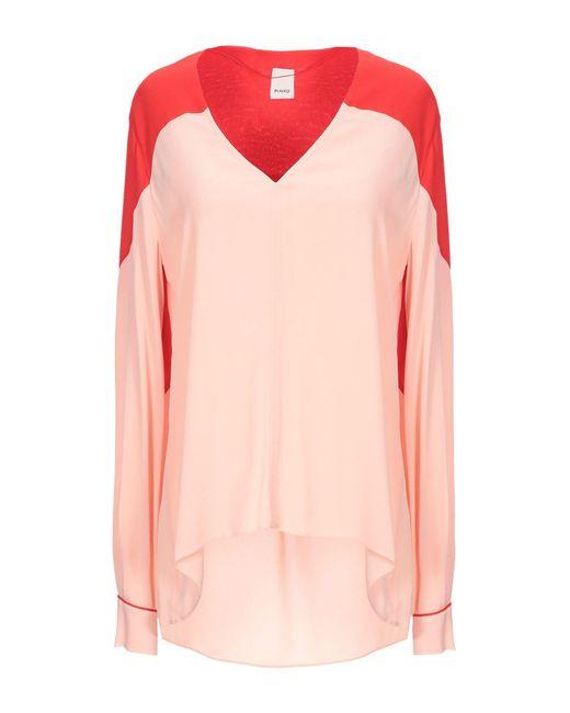 Blusa di Pinko in Pink