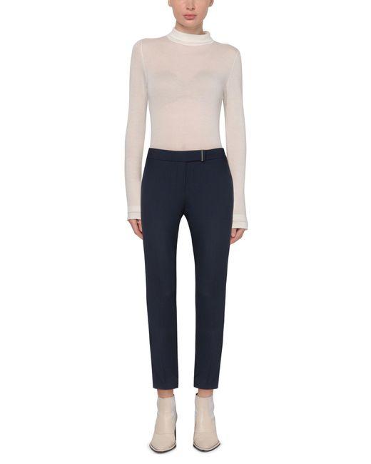 Pantalones Brunello Cucinelli de color Blue