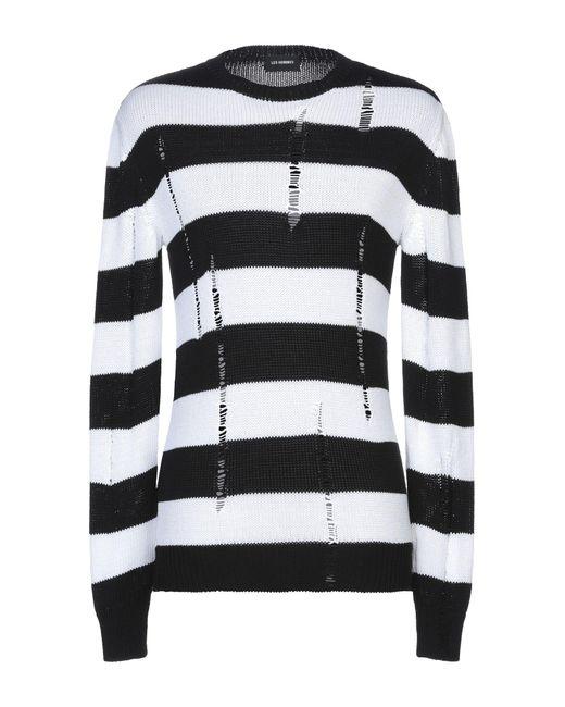 Pullover Les Hommes pour homme en coloris Black