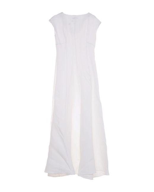 Vestito lungo di Le Sarte Pettegole in White