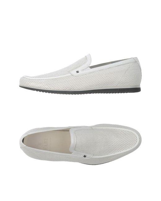Fabi - White Loafer for Men - Lyst