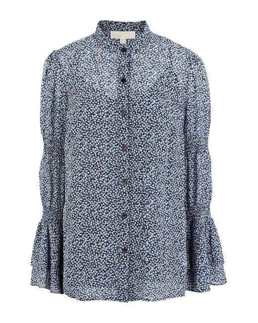 MICHAEL Michael Kors Camicia da donna di colore blu