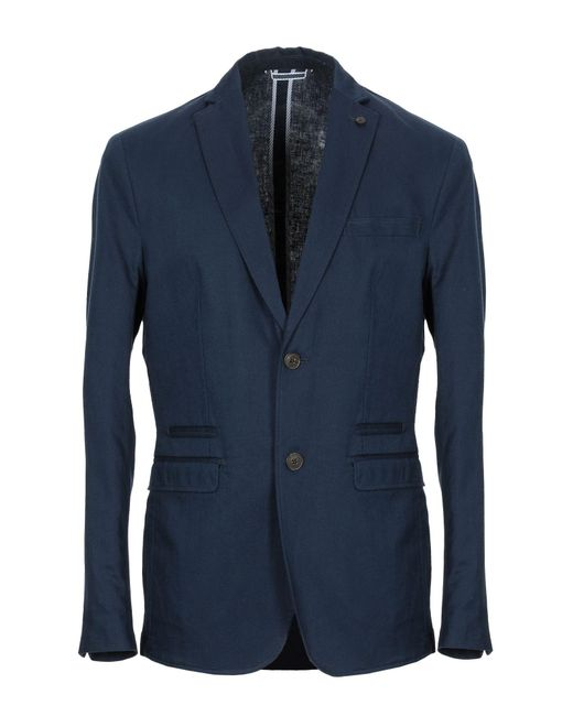 SELECTED Blue Blazer for men