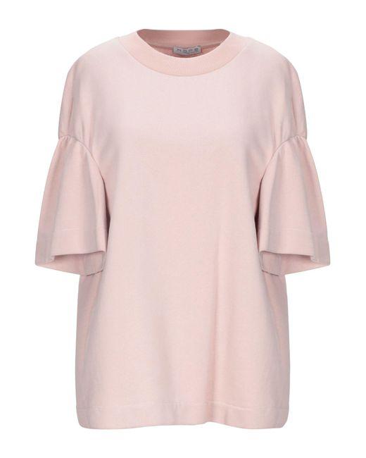 Hope - Pink Sweatshirt - Lyst