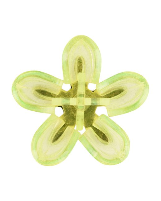 DSquared² - Yellow Brooch - Lyst