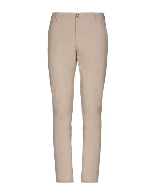 KENZO - Natural Casual Trouser for Men - Lyst