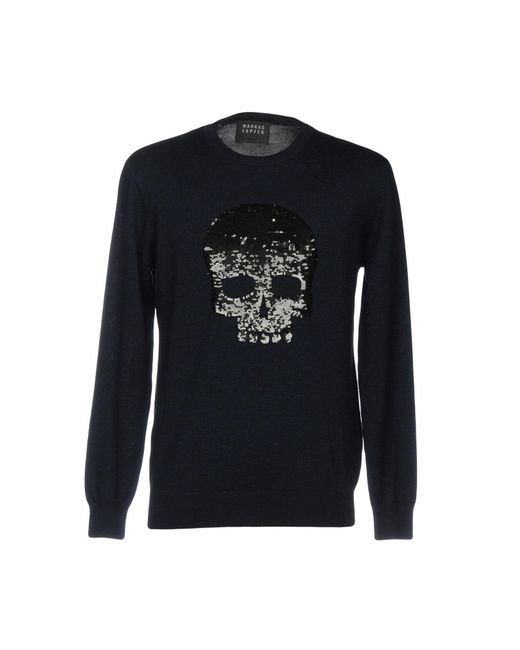 Markus Lupfer - Blue Sweater for Men - Lyst