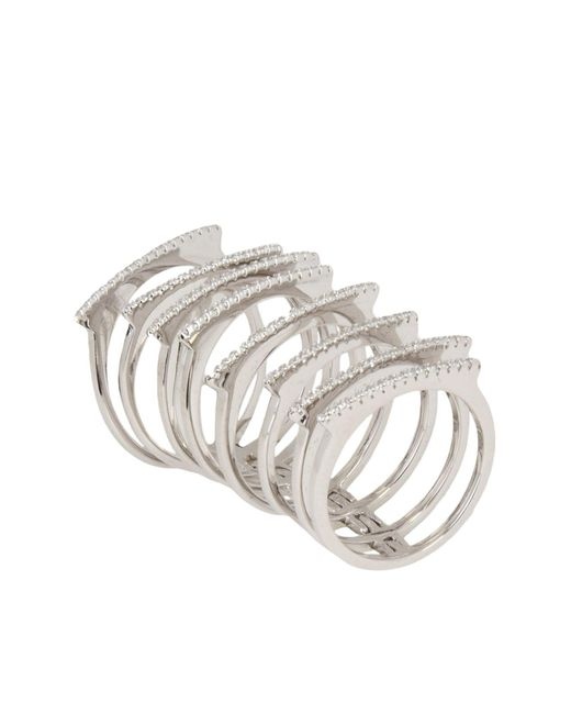 FEDERICA TOSI - Metallic Ring - Lyst