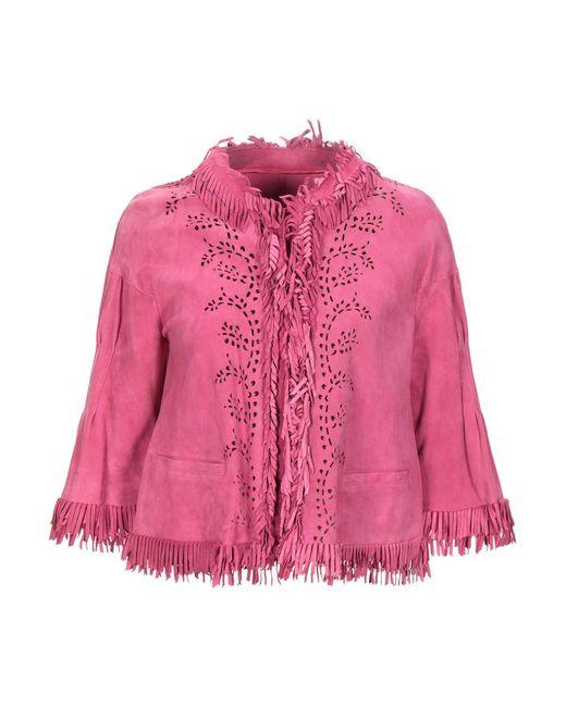 Veste Ermanno Scervino en coloris Pink