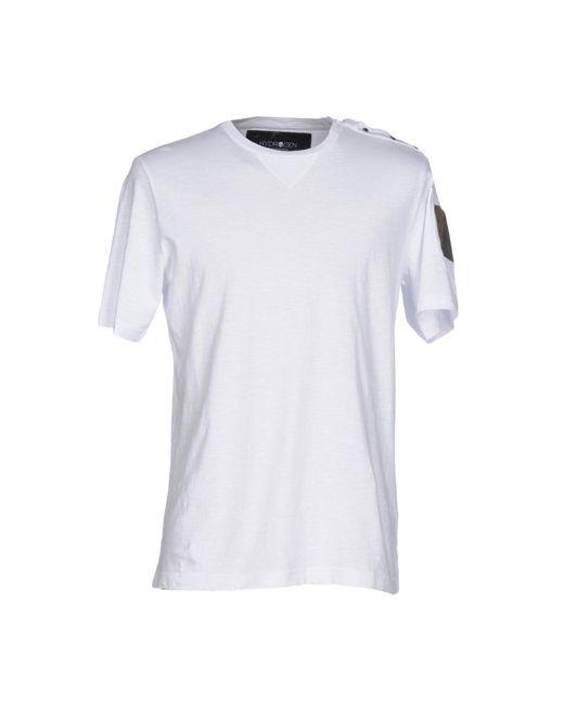 Hydrogen | White T-shirt for Men | Lyst