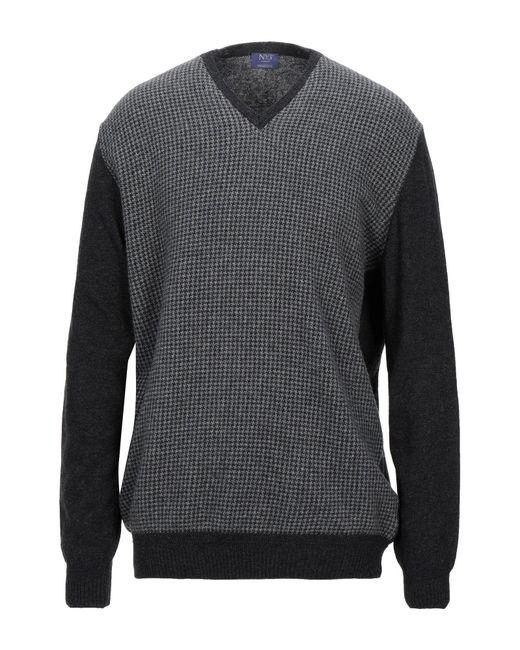 Pullover di NV3® in Black da Uomo