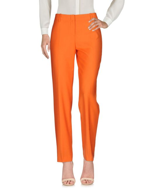 BOSS Black - Orange Casual Pants - Lyst