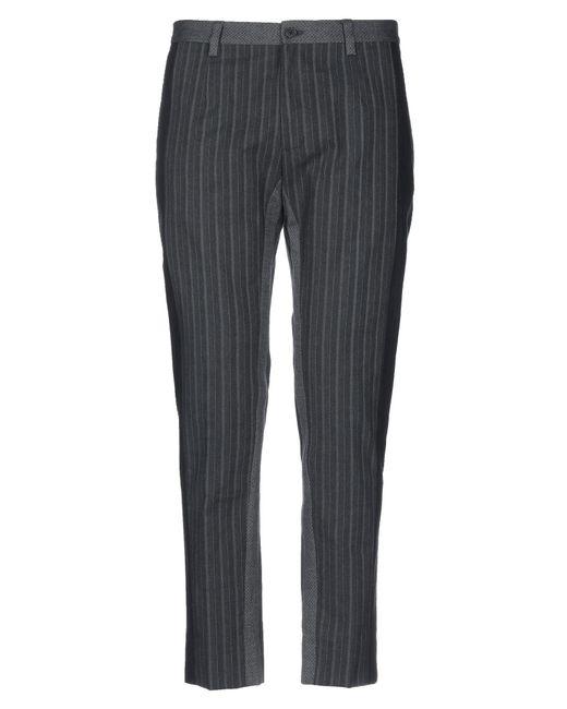 Pantalone di Dolce & Gabbana in Gray da Uomo