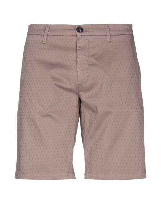 Eleventy Multicolor Bermuda Shorts for men