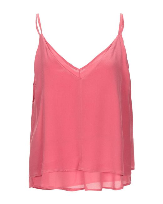 Ottod'Ame Pink Top