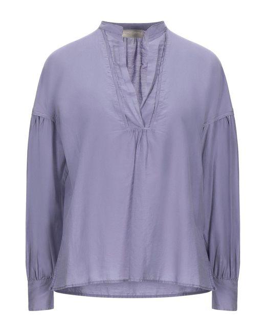 Blusa di Momoní in Purple