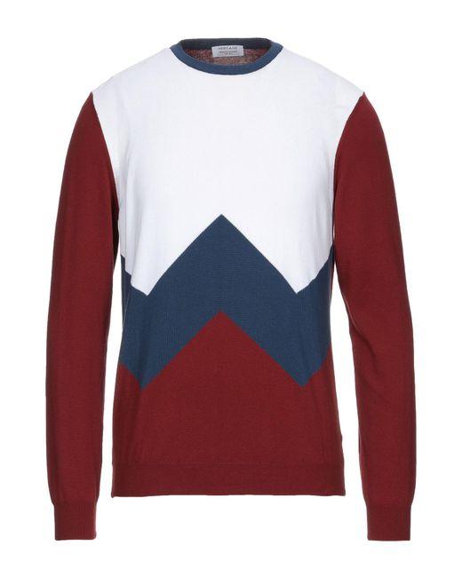 Pullover Heritage de hombre de color Red