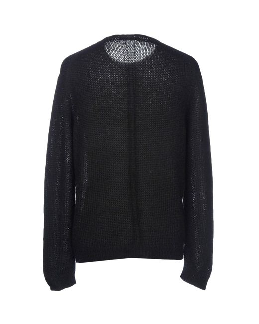 Pullover di Low Brand in Black da Uomo