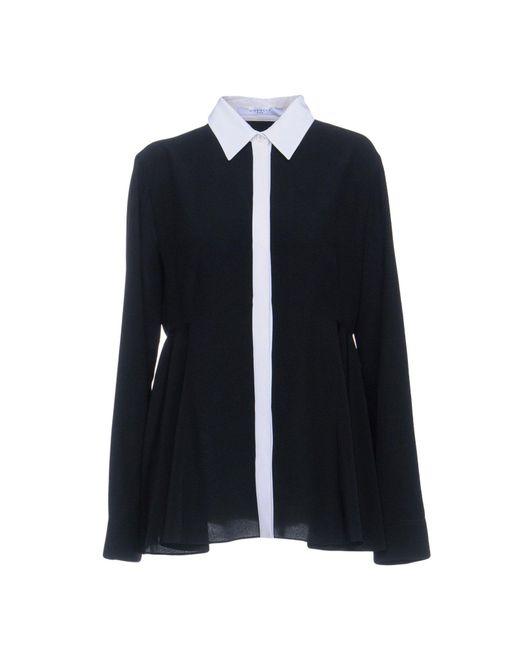 Givenchy Camicia da donna di colore nero