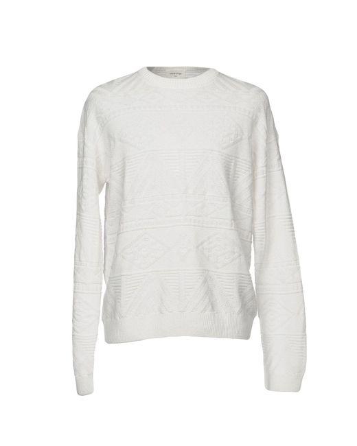 WOOD WOOD - White Sweater - Lyst