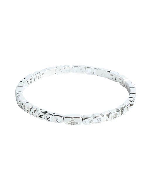 Vivienne Westwood Metallic Bracelet