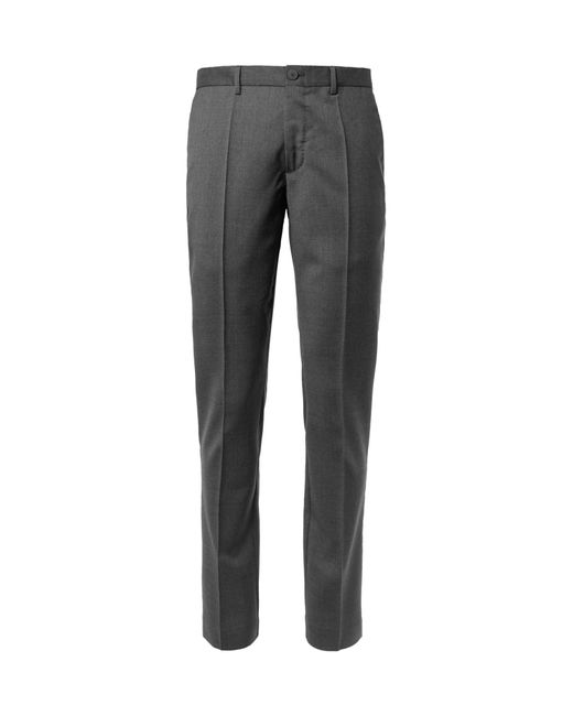 Incotex Gray Casual Trouser for men