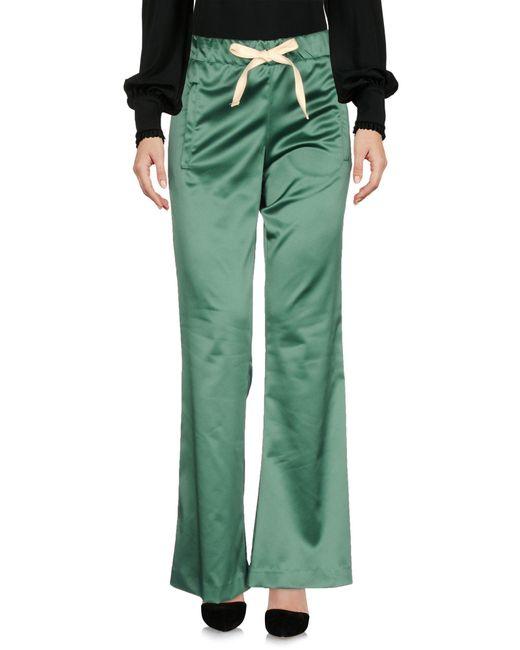 Pantalon ..,merci en coloris Green