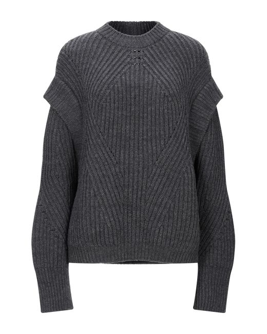 Pullover di Alberta Ferretti in Gray