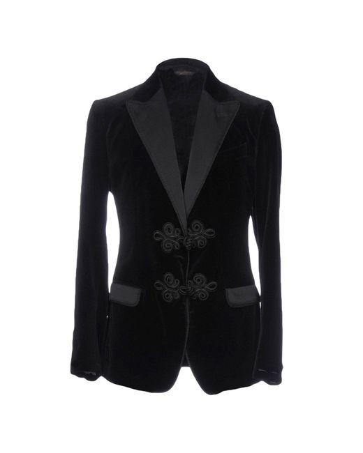 Dolce & Gabbana - Black Blazers for Men - Lyst