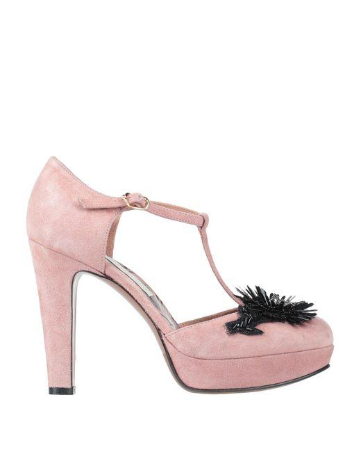 L'Autre Chose Zapatos de salón de mujer de color rosa