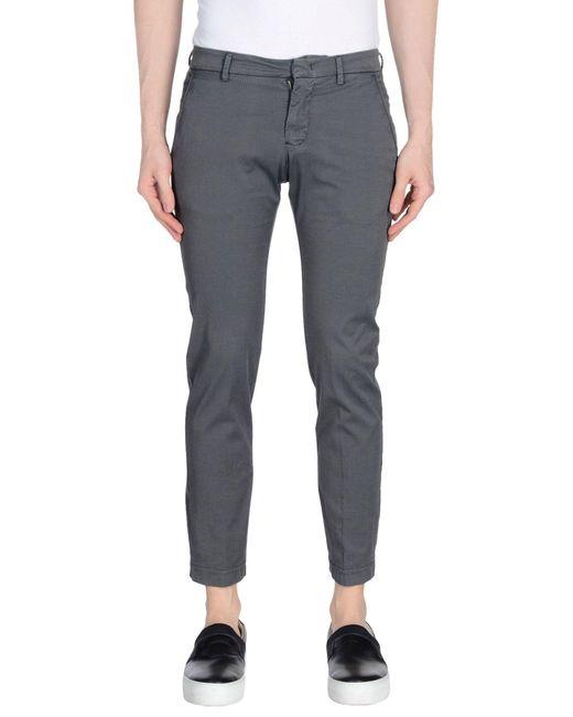 Pantalone di Michael Coal in Multicolor da Uomo