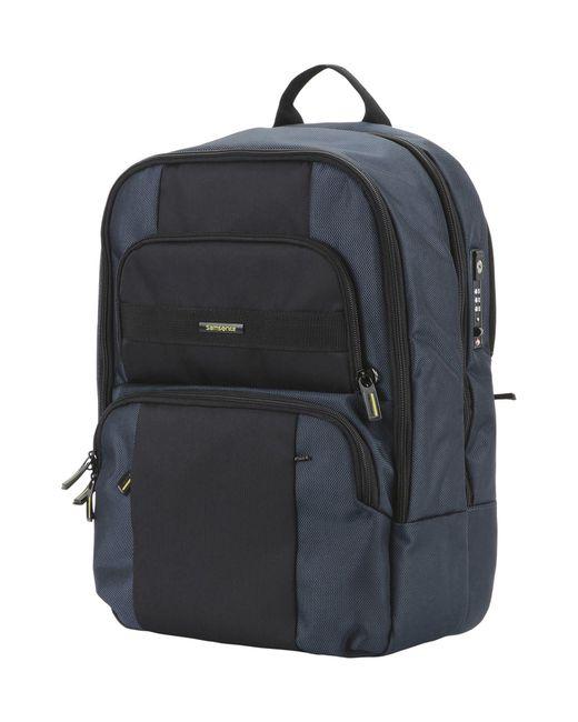 Samsonite Blue Backpacks & Bum Bags