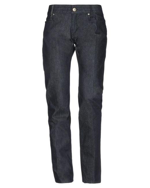 Pantaloni jeans di Dondup Quodlibet in Blue