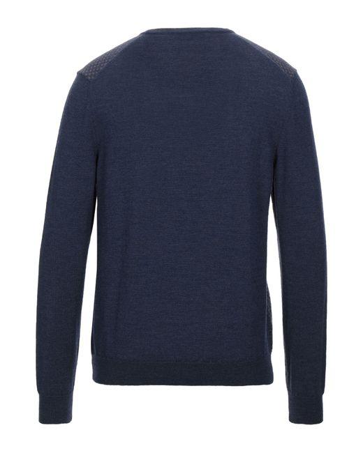 Maestrami Pullover in Blue für Herren