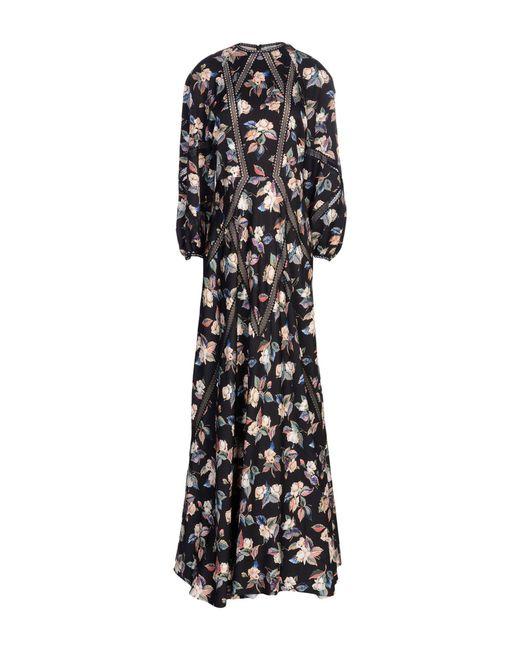 Vilshenko - Black Long Dress - Lyst