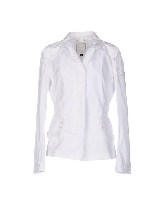 Peuterey | White Blazer | Lyst