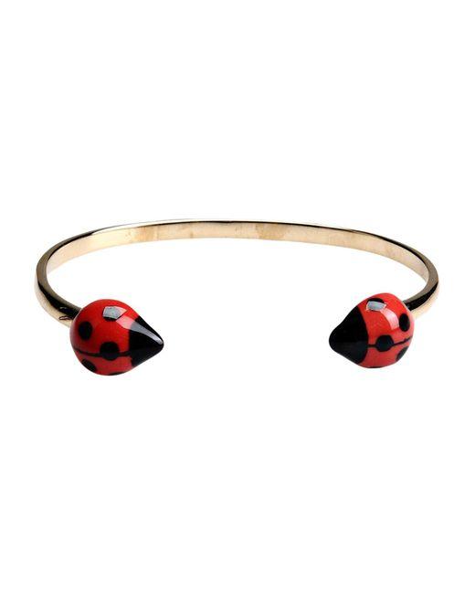 Nach | Red Bracelet | Lyst