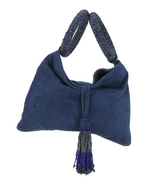 Maliparmi Blue Handtaschen