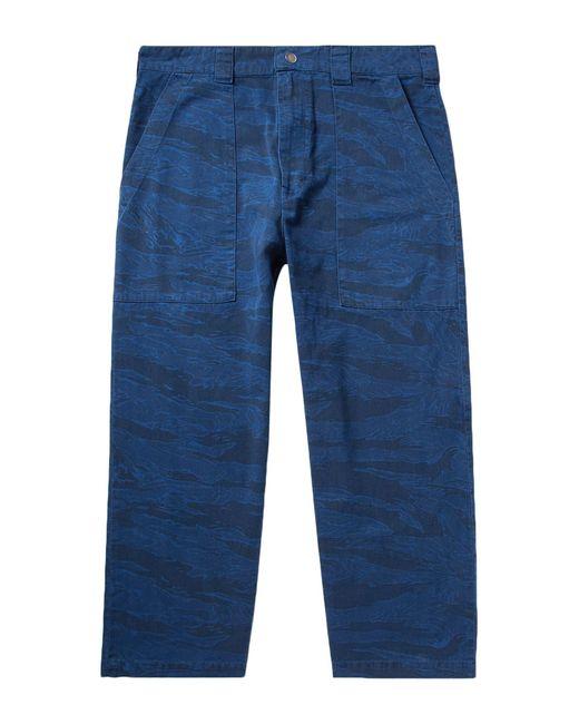 Pantalones Billy de hombre de color Blue