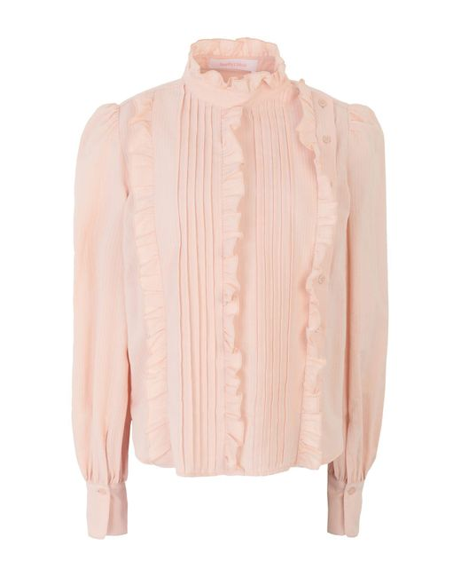 See By Chloé Camicia da donna di colore rosa